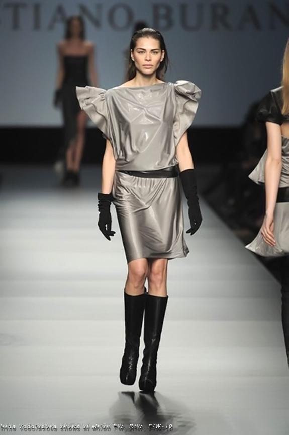 Irina Vodolazova for A Magazine Italy - IQ Models Agency