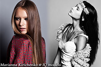 Marianna Kirichenko 3rd test by Zhanna Romashka