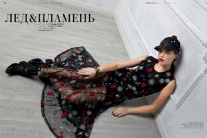Lida Yamborskaya for Metropolis Magazine