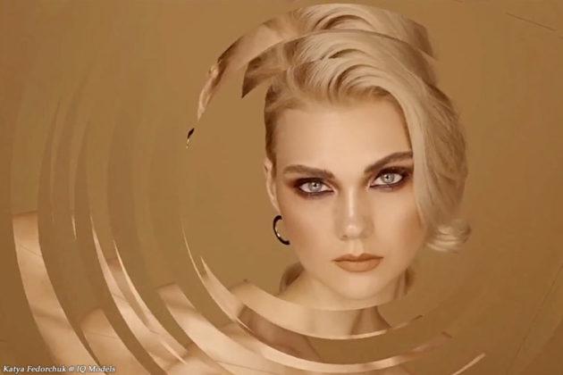 "Katya Fedorchuk for Inglot ""Italian Kiss"""