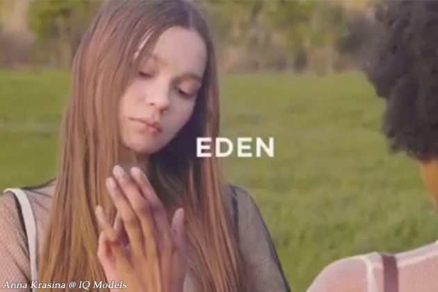 Anna Krasina for Eden Korea Video