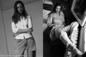 Masha Bebris by Yann Rand