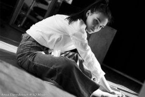 Anya Davydovich by Yann Rand