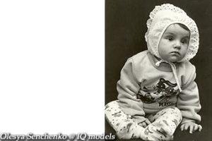 Olesya Senchenko child's pictures