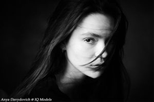 Anya Davydovich by Vadim Piskarev
