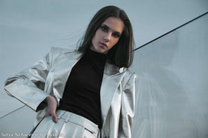 Sofya Nehaeva by Mikhail Nahimovich