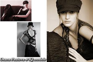 Oxana Pautova Tests @ IQ models, Feb 2006