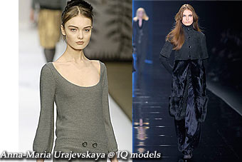Anna-Maria Urajevskaya Shows @Paris Fashion Week