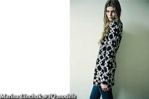 Marina Linchuk latest pictures from London, UK