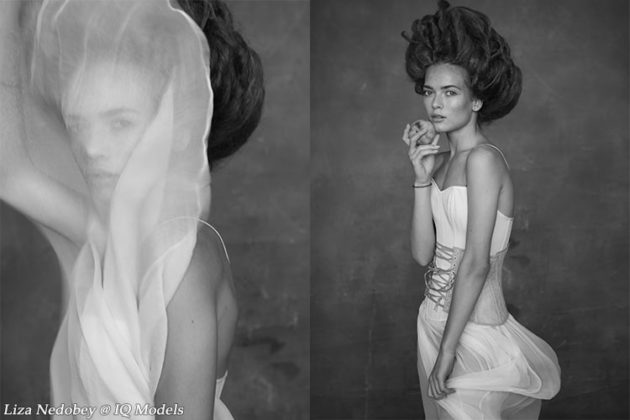 Liza Nedobey by Anastasia Buzova