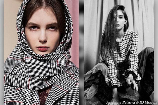 Angelina Petrova by Olya Selivanova