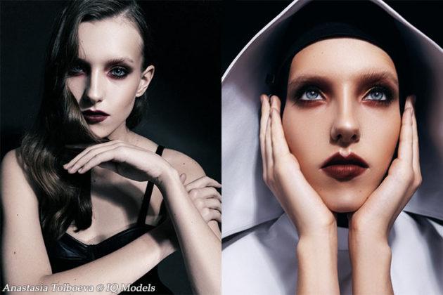 Anastasia Tolboeva by Tanya Nikishina