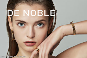 Liza Nedobey for Denoble (Seoul)