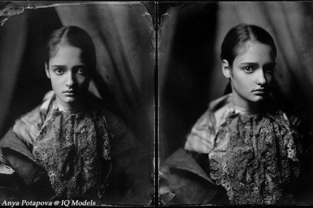 Anya Potapova by Sergey Romanov
