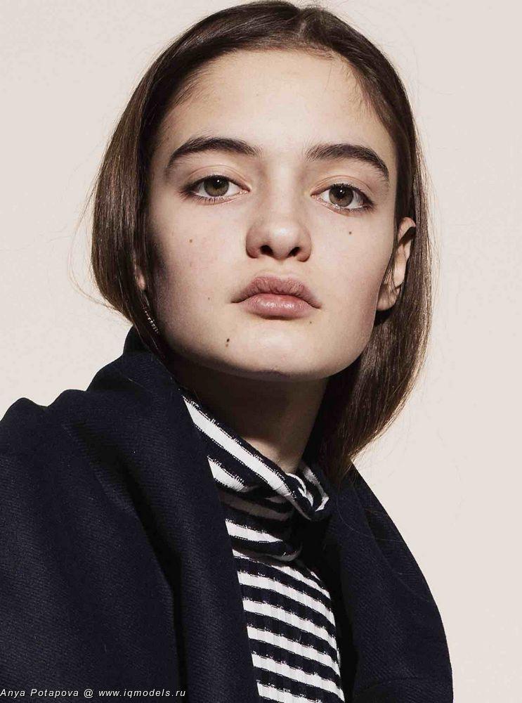 Anya Potapova new digitals - IQ Models Agency