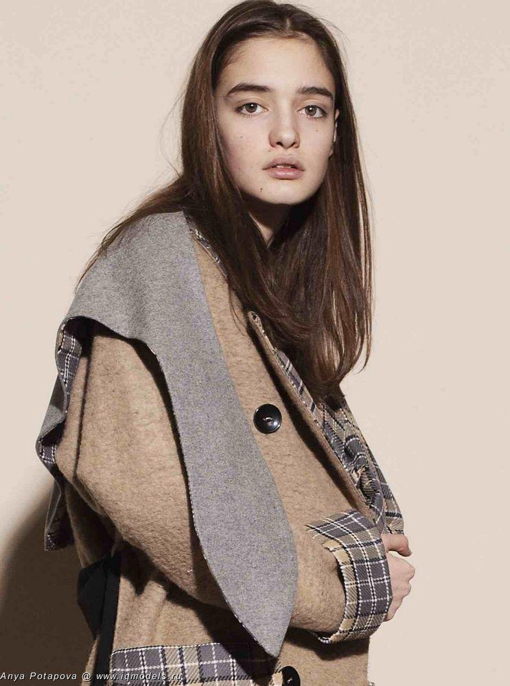 Angelina Petrova by Lev Efimov - IQ Models Agency