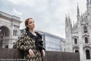 Elena Sartison for Miya Milano
