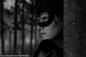 Anya Davydovich by Mikhail Zavyalov