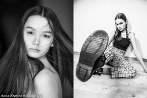 Anna Krasina by Igor Vasiliadis