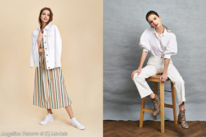 Angelina Petrova for Incity LookBook March 2020