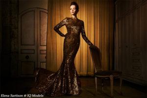 Elena Sartison in 'Belle de nuit', USA