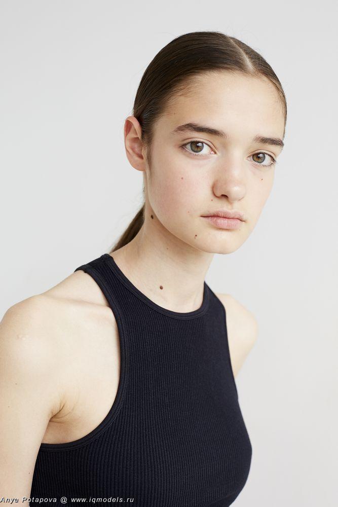 Anya Potapova by Maksim Blinov - IQ Models Agency