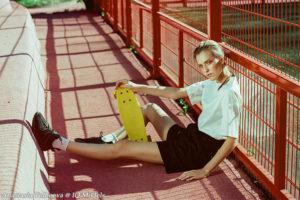 Anastasia Tolboeva by Elizaveta Fil'chenko