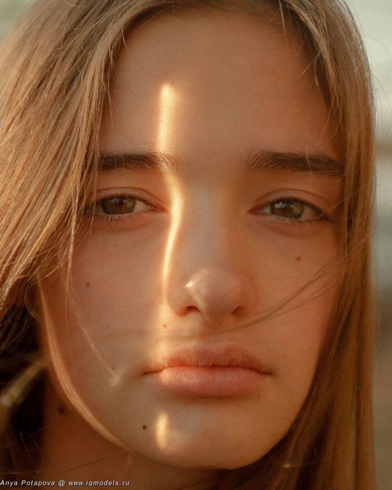 Anya Potapova by Lev Efimov - IQ Models Agency