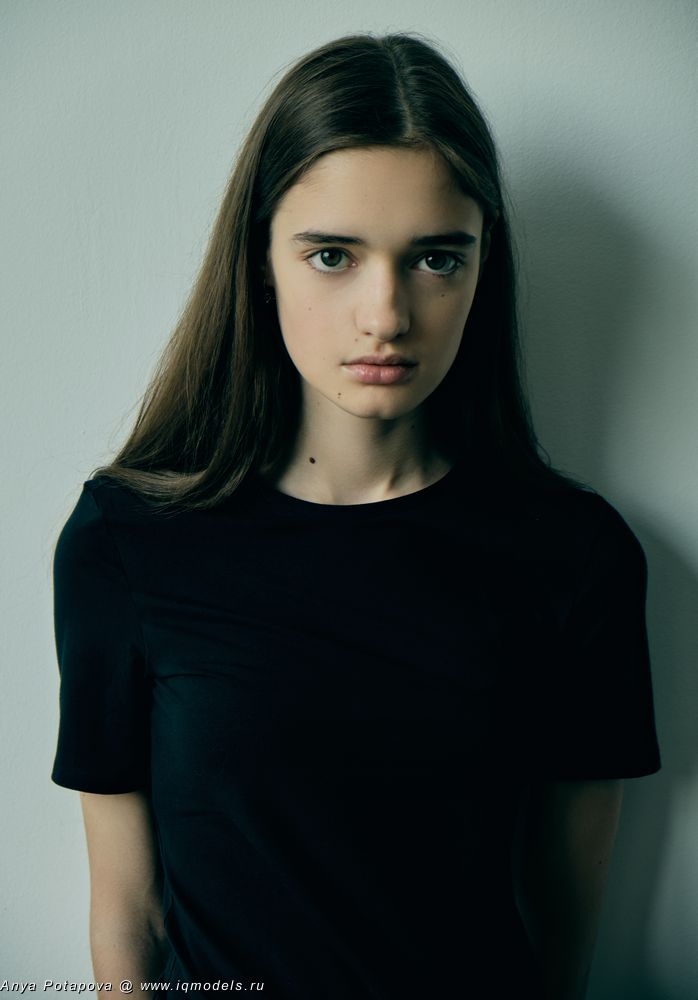 Anya Potapova by Anna Mirtova - IQ Models Agency