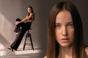 Maria Mikhaylova Tests by Igor Vavilov