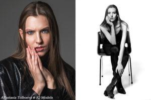Anastasia Tolboeva by Olga Petrova