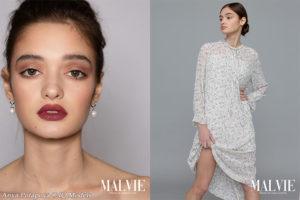 Anya Potapova for Malvie Magazine