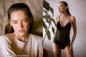 Maria Mikhaylova by Olga Petrova