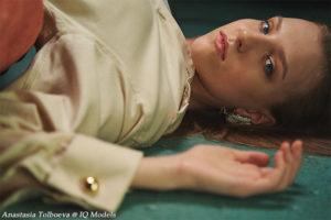 Anastasia Tolboeva in 'So 80s' story by Ivan Gotovets