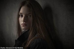 Dasha Alexeeva by Olga Rudenock