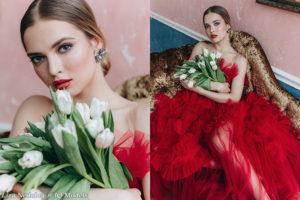 Liza Nedobey by Olga Siyanko
