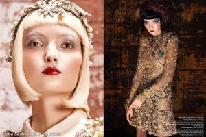 Elena Sartison for LYUN Magazine, USA