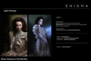 Elena Sartison for No. 8 Magazine