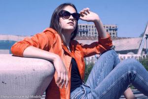 Daria Gressa by Angelika Nedobey