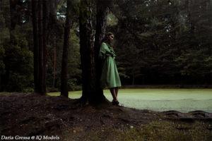 Daria Gressa by Mikhail Zavyalov