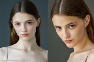 Nastya Shuvaeva by Angelika Nedobey