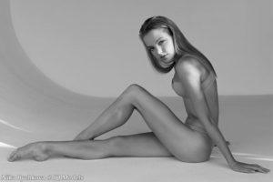 Nika Bychkova by Alyona Dmitrieva